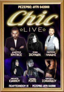 Chic live