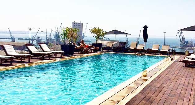 met hotel πισινα Thessaloniki