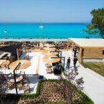 villas polixrono beach bar