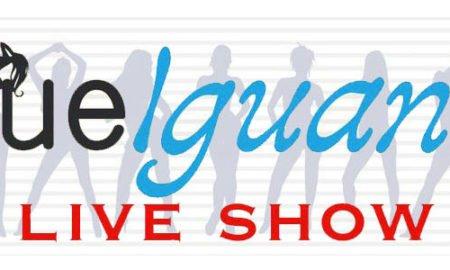 Blue Iguana Live Show thessaloniki