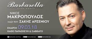 Νίκος Μαρκόπουλος Θεσσαλονίκη