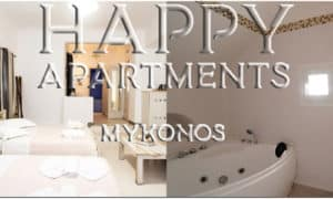 Happy Apartments Mykonos