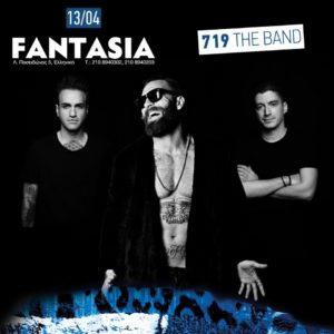 719 the band Fantasia