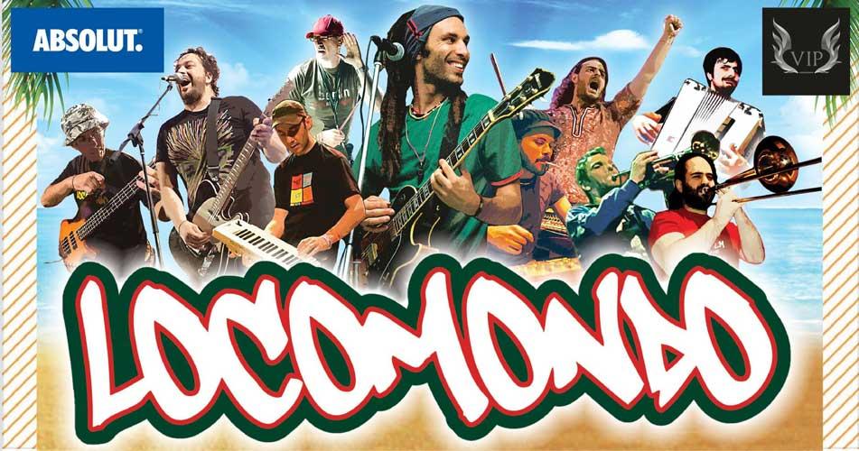 Locomondo Live Makenzy Λάρνακα Κύπρος
