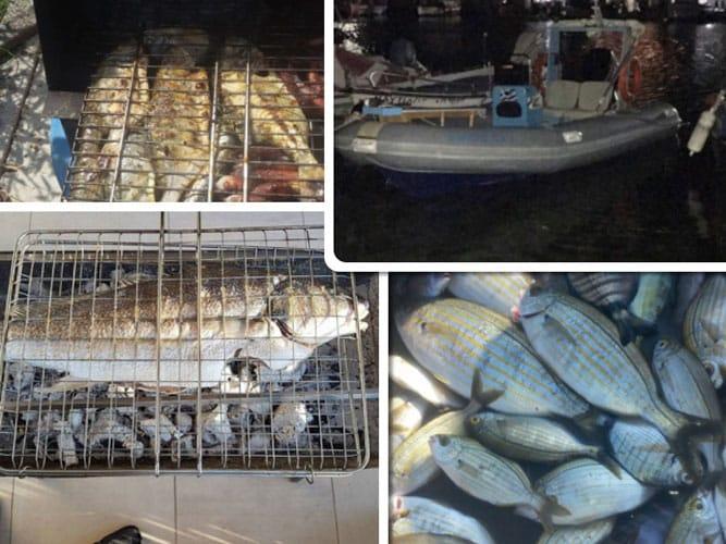 Ψάρεμα Χαλκιδική
