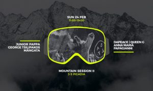 SALT Mountain Session PARTY 2 | 3-5 Pigadia Naousa